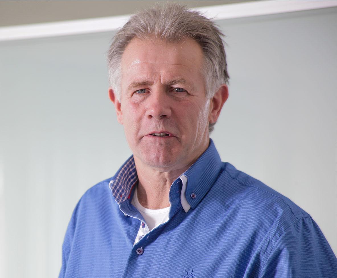 Gerard Manshanden. Oprichter van FishFlow Innovations.